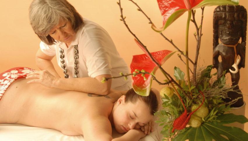 Massage hawaïen Lomi Lomi du 22 au 25 février 2021