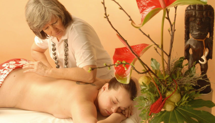 Massage hawaiien Lomi Lomi – 2 au 5 novembre
